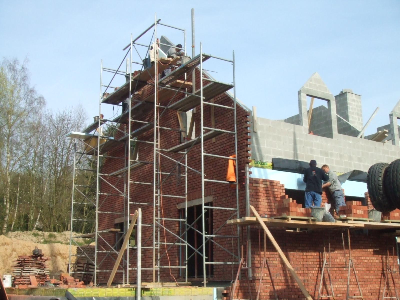 Construction maison neuve brabant wallon for Construction neuve maison