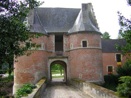 Rénovation d'une partie de château