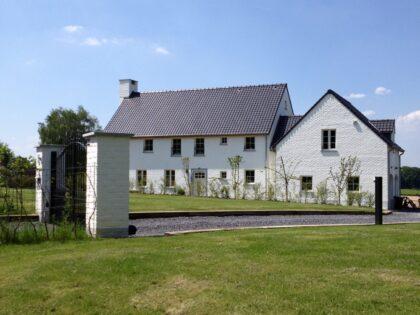 Maison neuve unifamiliale à Lasne