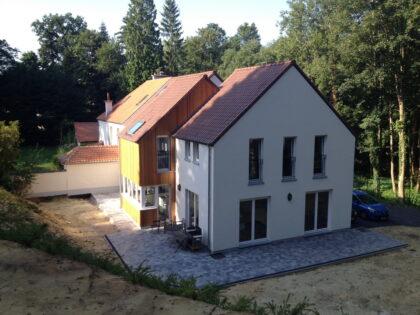 Rénovation profonde en Brabant wallon