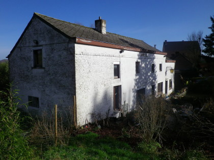 Hainaut-rénovation & agrandissement d'une maison unifamiliale