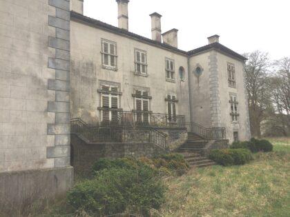 Réhabilitation d'un château