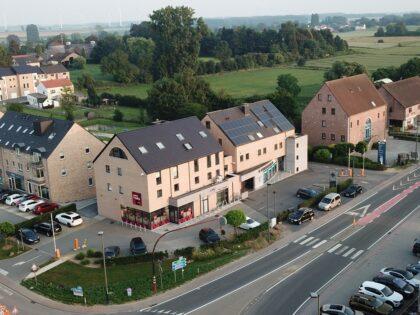 Perwez-Rond Point Chaussée de Charleroi